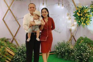Cô gái cưới chàng hơn 28 tuổi sau lần lỡ có bầu: Hạnh phúc cứ tiếp nối