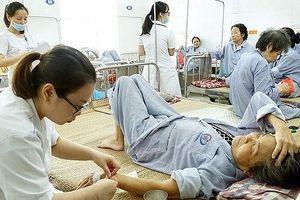 Hà Nội: Tăng cường công tác y tế phòng, chống nắng nóng