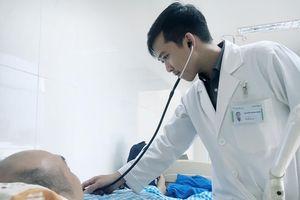 Cứu sống người đàn ông có nhịp tim 40 lần/phút