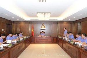 Nâng chất lượng công tác kiểm sát việc giải quyết các vụ việc dân sự, vụ án hành chính