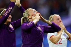 Thắng đậm Na Uy, Anh giành vé vào bán kết World Cup nữ 2019