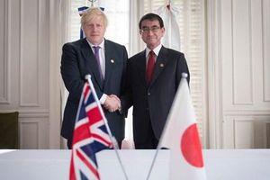 Brexit không thỏa thuận sẽ làm gián đoạn đầu tư của Nhật vào Anh