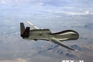 Iran khiếu nại lên Hội đồng Bảo an vụ máy bay không người lái Mỹ