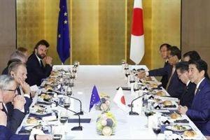 Thủ tướng Nhật Bản: G20 cần phát đi thông điệp mạnh mẽ về thương mại tự do
