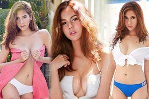 Nét quyến rũ khó cưỡng của người mẫu 'hot' nhất Thái Lan
