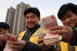 Tiền mặt sắp biến mất tại Trung Quốc
