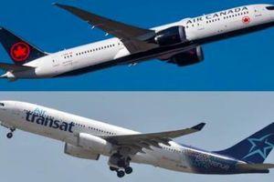 Air Canada sẽ mua lại Air Transat với giá 396 triệu USD