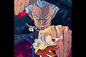 One Punch Man mùa 2: 'Kẻ săn anh hùng' Garou 1 chấp 8