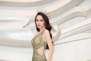 Những tưởng H'Hen Niê mặc váy xẻ sâu tận rốn, nhưng fan hãy yên tâm vì sự thật hoàn toàn khác