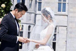 Ngắm trọn bộ ảnh cưới của Trương Nhược Quân - Đường Nghệ Hân sau một ngày bị chiếm spotlight bởi tin tức chia tay