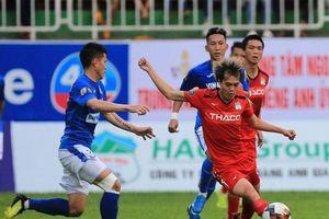 Xem màn đá pennalty siêu gây cấn giữa HAGL vs Than Quảng Ninh