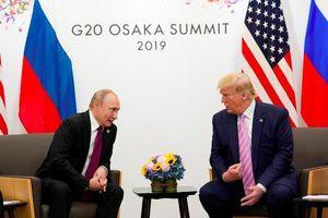 TT Trump 'bắn tin' tới TT Putin: 'Đừng can thiệp vào bầu cử Mỹ'