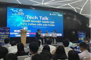 Giải thưởng Nhân tài Đất Việt 2019: Khuyến khích khởi nghiệp sáng tạo
