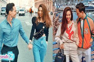 Hồ Ngọc Hà và Kim Lý kỉ niệm 2 năm hẹn hò, bạn bè chúc mừng kèm 'hăm dọa' tung hình bí mật của cặp đôi