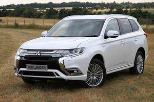 Liên tục bị triệu hồi tại Việt Nam, Mitsubishi nâng cấp Outlander PHEV