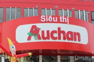 Saigon Co.op mua lại Auchan Việt Nam