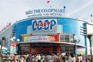 Saigon Co.op mua các siêu thị Auchan Việt Nam