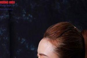 Lê Thị Kiều Oanh đạt giải bàn tay đồng - Trang điểm nghệ thuật
