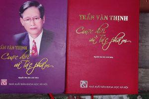 Trần Văn Thịnh - tấm gương lao động quên mình vì truyền thống văn hóa xứ Thanh