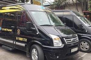 'Xe dù, bến cóc' tại Hà Nội không có dấu hiệu thuyên giảm
