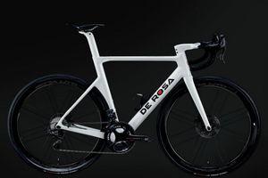 Xe đạp De Rosa đặc biệt được thiết kế bởi Pininfarina