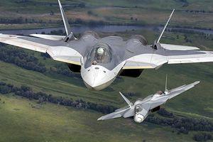 Bộ Quốc phòng Nga sẽ nhận 76 máy bay chiến đấu Su-57