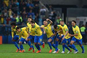 Copa America: Alisson tỏa sáng đưa Brazil vào bán kết