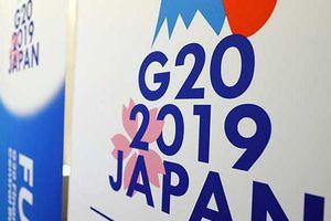 Vấn đề căng thẳng thương mại bao trùm Hội nghị G20