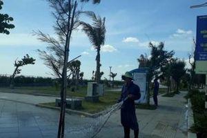 Phú Yên hoàn thành dự án công viên ven biển Tuy Hòa