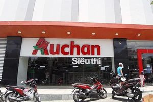 Đại gia bán lẻ Việt bất ngờ tiếp quản toàn bộ hệ thống siêu thị Auchan
