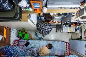 Bên trong những căn hộ siêu nhỏ ở Hong Kong