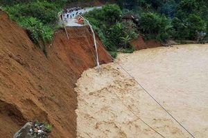 Lai Châu: Phát hiện thêm thi thể 1 nạn nhân bị lũ cuốn trôi
