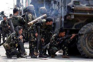 Khủng bố đánh bom căn cứ quân sự Philippines, 5 người thiệt mạng