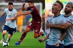 Đại chiến Brazil – Argentina, Chile chờ đối thủ ở Copa America