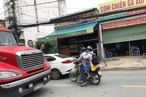 Ám ảnh tai nạn khi đi trên đường Nguyễn Duy Trinh