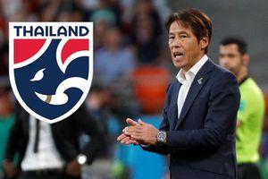 HLV Nhật Bản sẽ được bổ nhiệm dẫn dắt tuyển Thái Lan