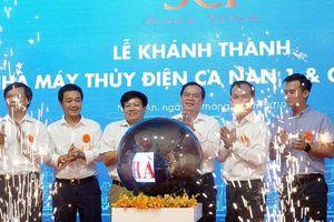Nghệ An: Đưa nhà máy Thủy điện Ca Nan 1, Ca Nan 2 vào hoạt động
