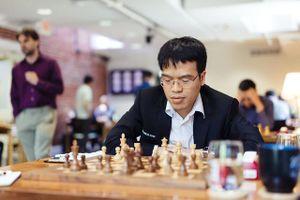 Lê Quang Liêm vô địch giải cờ vua Summer Chess Classic 2019