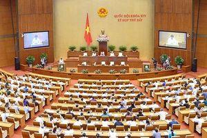 Công bố 10 Nghị quyết của Quốc hội và Ủy ban Thường vụ Quốc hội