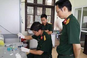 Kiểm tra, phát hiện nhanh độc tố ricin trong môi trường