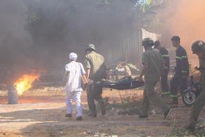 Diễn tập phương án phòng cháy chữa cháy ở khu dân cư
