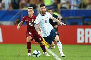 Messi hạ thấp mối nguy từ Brazil