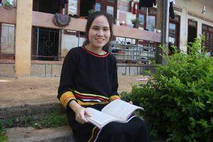 Gia Lai: Nữ sinh mồ côi người Jrai nuôi ước mơ trở thành Công an