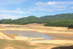 Nghệ An: Nắng nóng liên tục, hơn 200 hồ, đập xuống mực nước 'chết'