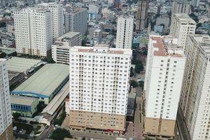 'Bài toán' nhà cao tầng khu trung tâm gây ngập nước, kẹt xe