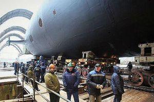 Công bố thời điểm Nga có tàu ngầm 'nguy hiểm nhất thế giới'