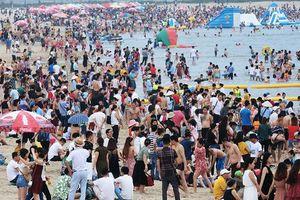 Quảng Ninh: Tìm thấy thi thể du khách đuối nước do tắm ở bãi biển tự phát