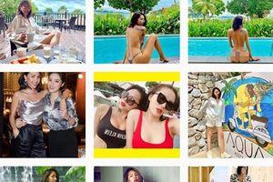 Chưa dừng lại, Kỳ Duyên – Minh Triệu tiếp tục 'rủ nhau' bán nude táo bạo