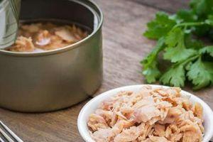 Phát hiện lượng kẽm cao gấp 100 lần cho phép trong cá ngừ đóng hộp