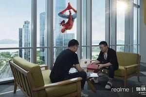 Realme X sẽ có phiên bản Spider-Man: Far From Home